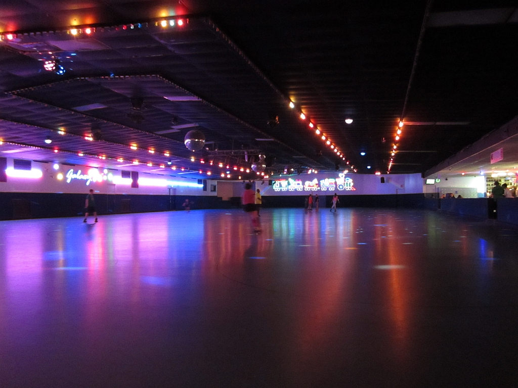 Galaxy Skateway North Lauderdale