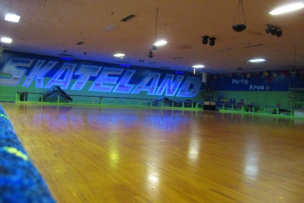 Skateland Haverhill