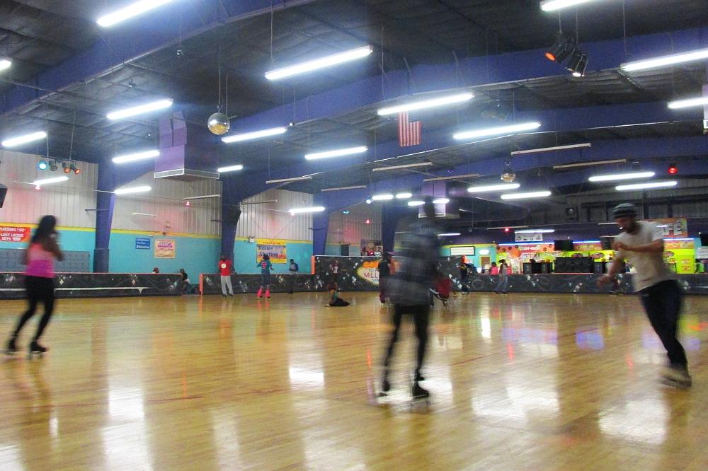 Millennium Skate World Camden