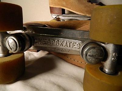 Cheapskates Rental Skates