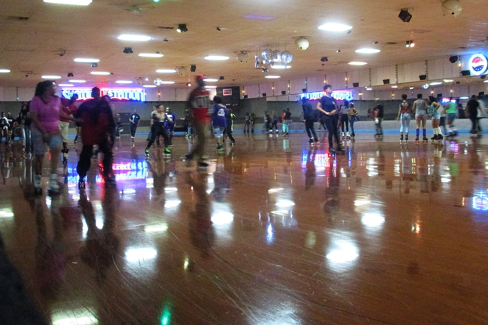 Skating Station 2 Canton