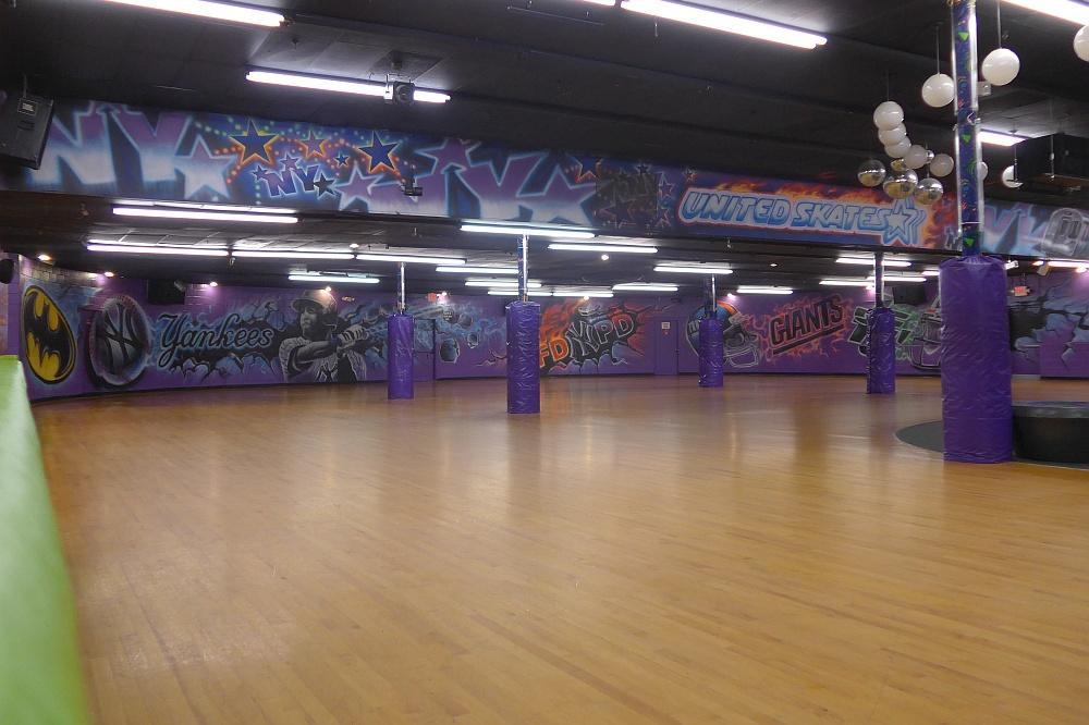 United Skates Seaford