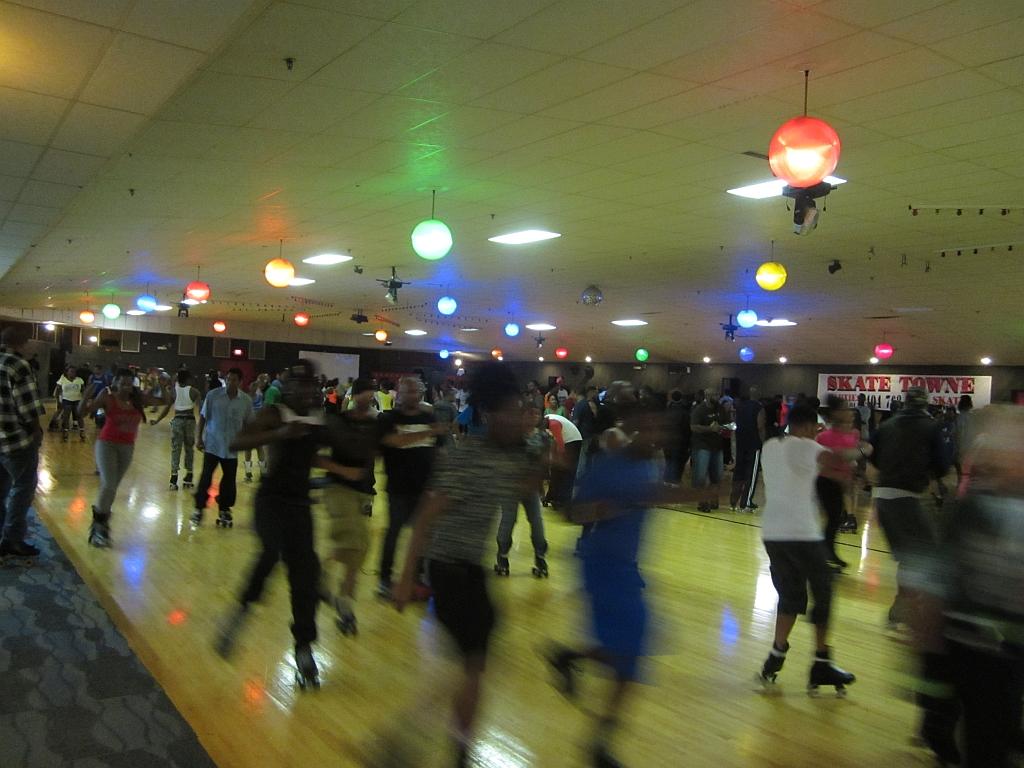 Skate Towne Collge Park