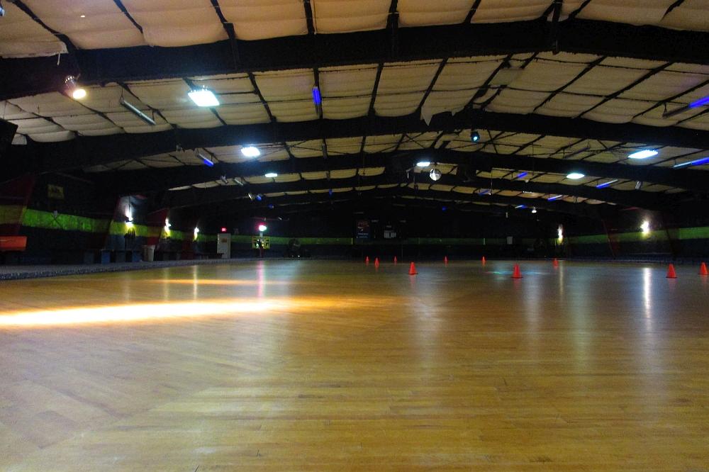 Skate Zone Morrow