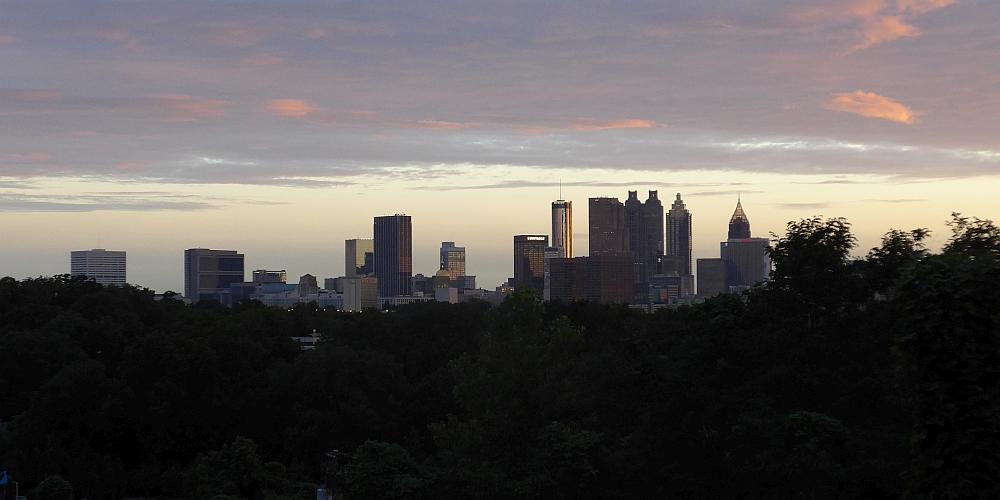 Skyline of Atlanta