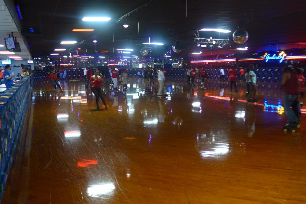Galaxy Skateway