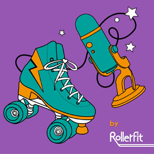 RollerCast Logo