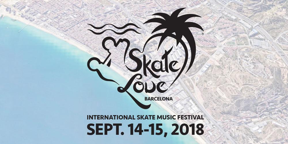 Skate Love BCN 2018