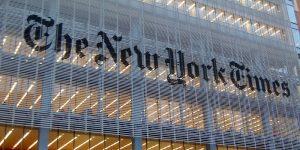 NY Times Headquarter