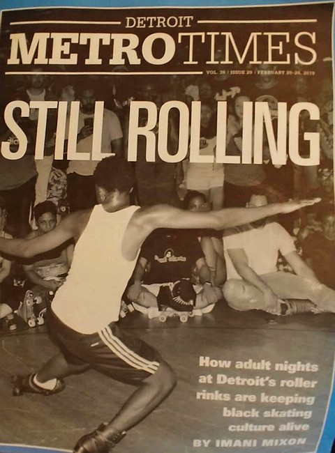 Detroit MetroTimes Cover